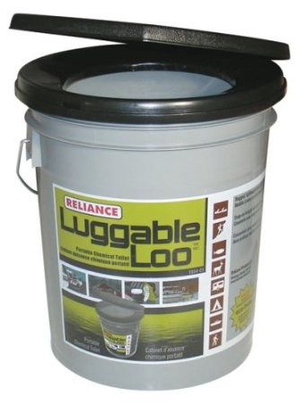 Luggable (Huggable) Loo