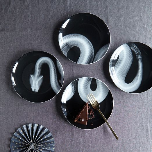 West Elm X-Ray Plate Set